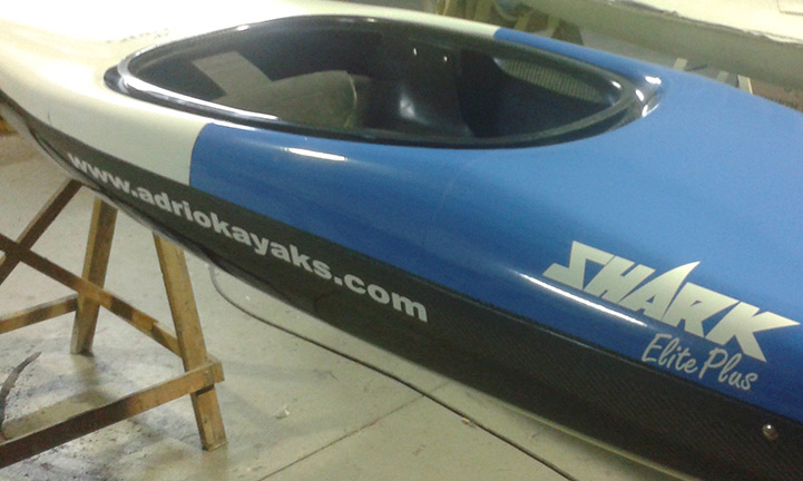 Kayaks manufactured by us